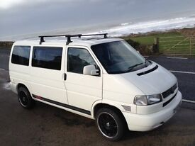VW Transporter T4 2.5TDi 2003 888 Special with tailgate and X-Pack