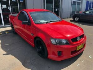 2008 Holden Ute VE Series II SS V Utility 2dr Spts Auto 6sp 6.0i Red Sports Automatic Utility Bass Hill Bankstown Area Preview