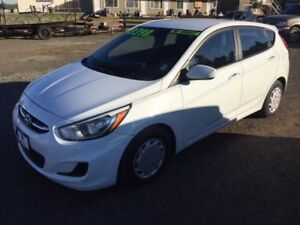 2015 Hyundai Accent hatch
