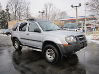 2002 Nissan Xterra SUV, LOW KMs ONLY 100,000KMs !!! City of Toronto Toronto (GTA) Preview