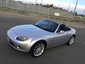 2006 Mazda MX-5 NC Silver 6 Speed Auto Activematic Convertible Albion Brisbane North East Preview