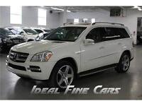 2012 Mercedes-Benz GL-Class GL 350 BlueTec AMG SPORT PACKAGE