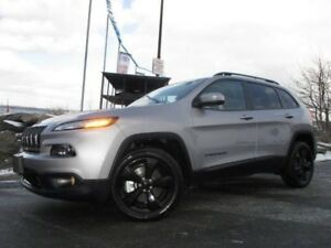 2018 Jeep Cherokee High Altitude (V6, FRONT DRIVE, HEATED LEATHE