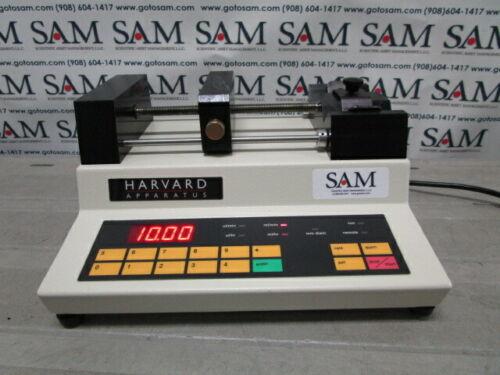 Harvard Apparatus Digital Dual Syringe Pump Cat#55-2222