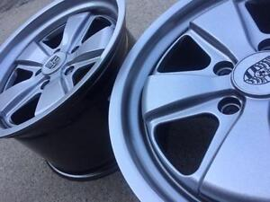 "$799 (Tax-In)- NEW 18""Porsche Fuchs Staggered reps (5x130)– Porsche 911/ Boxster/ Cayman/ 944/ 928/ 968/ Panamera"