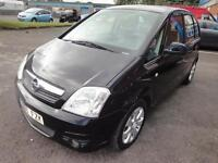 LHD 2008 Opel Meriva 1.7 CDTI 5Door. SPANISH REGISTERED