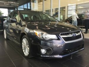 2014 Subaru Impreza Sedan PREMIUM, HEATED SEATS, ACCIDENT FREE