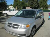 2008 Dodge Grand Caravan  65000 km! Local one owner!