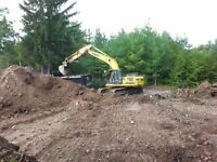 EXCAVATING, TRACK LOADER & BACKHOE SERVICES