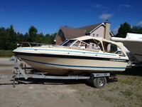 Great Boat & Trailer ... Marina Maintained  - need smaller boat