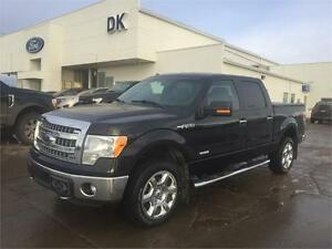 """2014 Ford F-150 XLT w/XTR Package, Ecoboost, 20"""" Tires"""