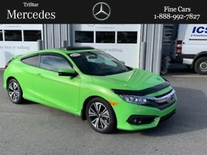 2016 Honda Civic Coupe Coupe EX-T CVT