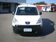 2012 Peugeot Partner B9P 1.6 HDI White 5 Speed Manual Van Beaconsfield Fremantle Area Preview