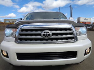 SOLD-Toyota Sequoia PLATNUM EDITION-NAVI-DVD-HDTV-BACK/CAMERA