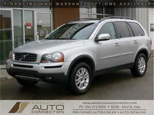 2007 Volvo XC90 ** AWD ** LEATHER ** MOONROOF **