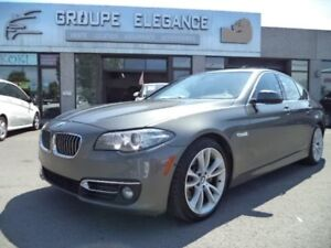 BMW 5 Series  535d xDrive AWD-SPORT PKG-GPS-360CAMERA 2014