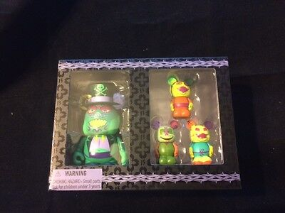 Disney 13 Reflections of Evil Dr. Facilier Princess & Frog Vinylmation Set LE500