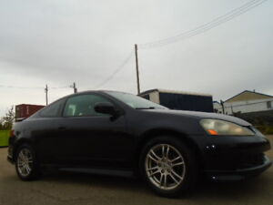2005 Acura RSX 2.0 SPORT PKG-LEATHER-SUNROOF Coupe --125,000KM