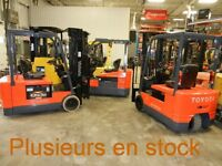 SMforklift fin de locations Toyota Hyster Cat Yale lease return
