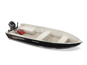 Princecraft Fisherman 14' Aluminum Fishing Utility Boat