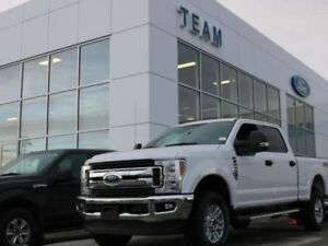 2018 Ford F-250 XLT 4x4 SD Crew Cab 6.75 ft. box 160 in. WB