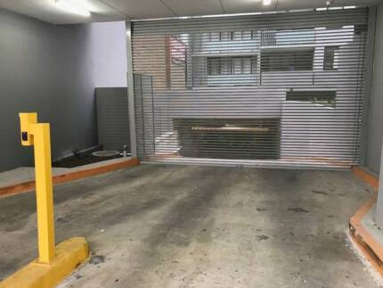 Secure Car Space Parking For Rent In Homebush