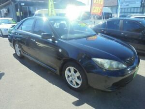 2004 Toyota Camry MCV36R Sportivo Black 4 Speed Automatic Sedan Punchbowl Canterbury Area Preview