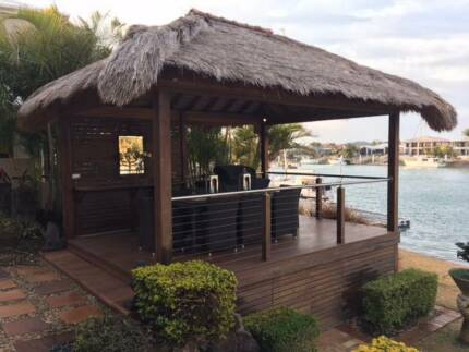 Bali Hut needing a new home
