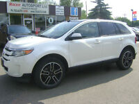 2013 EDGE SEL AWD - LOADED - ONE OWNER - PST  PAID - IN YORKTON