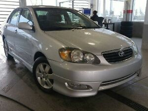 2005 Toyota Corolla S - Sunroof, Alloys, AC