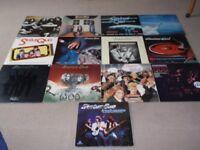 Collection of Original Status Quo Vinyl Albums