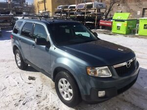 2010 Mazda Tribute GT SUV, Crossover