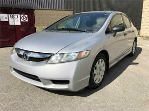 2009 Honda Civic Sdn DX MANUAL VERY GOOD MECHANIC AND CLEAN
