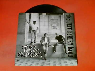 """JEFF HEALEY Cruel Little Number 3 Track 12"""" Vinyl!"""