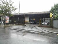 Workshop units to let 2 minutes from Finchley Central on Nether Street