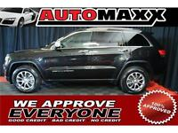 2014 Jeep Grand Cherokee Limited Lthr*Roof $269 Bi-Weekly! APPLY
