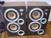 Wharfedales E30 Vintage Speakers Nice sounding very musical