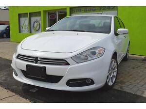 2014 DODGE DART LIMITED - LEATHER, Bluetooth, USB, SD Card