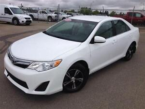 All Credit Financing Approved - $0 Down - 2012 Toyota Camry