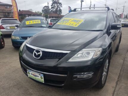 2008 Mazda CX-9 Luxury 6 Speed Auto Activematic Wagon Fairfield East Fairfield Area Preview