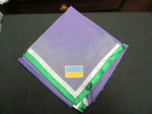 Ukraine Scout Scarf Neckerchief       fx2
