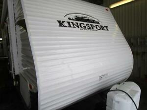 KINGSPORT 301 TB -QUAD BUNK-