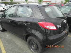 2014 MAZDA 2 FOR PARTS