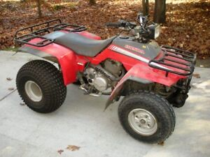 Looking for 250 fourtrax
