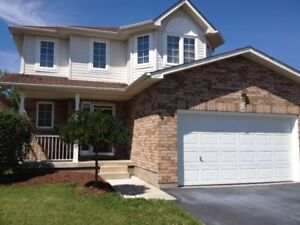 Beautiful 4BR House for Rent-One Min Walk from UOIT