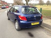 2005 (55) PEUGEOT 307 1.4 - EXCELLENT FAMILY HATCHBACK - LOOKS GREAT!