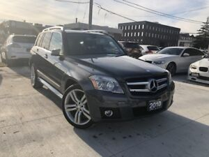 2010 Mercedes-Benz GLK-Class Panoramic Sunroof/Memory Seats/Dual