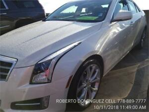 2014 Cadillac ATS Performance AWD  2.0L T