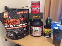 Gym Supplements - Must Go! BARGAIN!!!