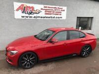 2012 BMW 3 SERIES 2.0 320D EFFICIENTDYNAMICS 4D AUTO 161 BHP DIESEL